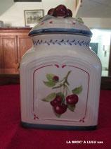 POT à Condiments/Confiture Cottage Charm