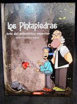 Livre BD étrangère : LOS PINTAPIEDRAS