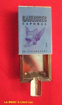 Cendrier de poche Gauloises Caporal années 60'
