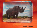 Plateau vide-poche Mebel Vintage Rhinocéros
