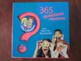 LES INCOLLABLES – 365 Questions / Réponses