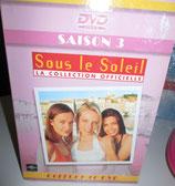 COFFRET SOUS LE SOLEIL – La série – DVD  - Saison 3 (-1)