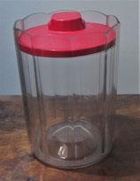 Bocal hermétique 1,25l cristal Tupperware