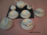 SERVICE à thé vintage Thomas par Eva Zeisel