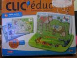 CLIC EDUC – Petite section – 3 ans +