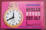 BOITE DE DOMINOS  - 4 – 8 ans