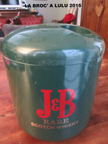 GRAND BAC à GLACONS J & B - Vintage