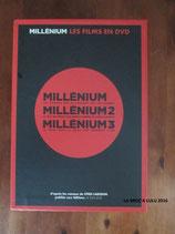 MILLENIUM Les Films en DVD