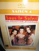 COFFRET SOUS LE SOLEIL – La série – DVD  - Saison 4