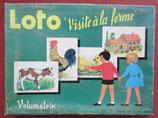 LOTO «  VISITE à LA FERME » - 4 – 10 ans