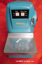 Balance automatique jouet Vintage AMAP