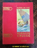 ROBINSON CRUSOE Librairie GEDALGE 1948