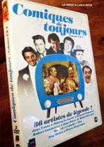 DVD COMIQUES DE TOUJOURS