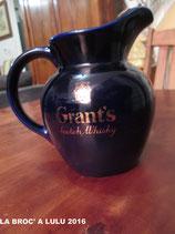 BROC à eau Whisky GRANT'S