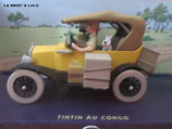 FORD T de « Tintin au Congo »