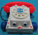 TELEPHONE CHATTER de FISHER PRICE