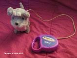 PELUCHE Petit chien télécommandé
