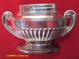 Briquet de table vintage Silver Match®