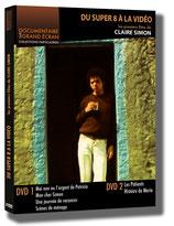 Coffret DVD : Du Super 8 à la vidéo : les premiers films de Claire Simon