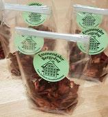 Getrocknete Erdbeeren aus unserer Erdbeeren-Eigenproduktion