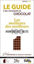 Guide 2020 du Club des Croqueurs de Chocolat x10