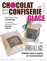Chocolat et Confiserie Magazine N°492