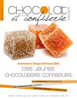 Chocolat et Confiserie Magazine N° 456