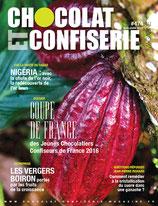 Chocolat et Confiserie Magazine N° 474