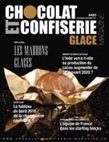 Chocolat et Confiserie Magazine N°483