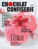 Chocolat et Confiserie Magazine N° 481
