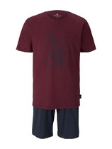 Tom Tailor Pyjama Kurz
