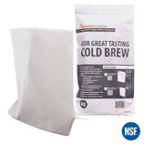 Brewista Cold Brew Pro filtre papier - pack de 50