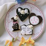 チョコ風クッキーセット