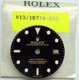 Quadrante Rolex GMT II  ORO