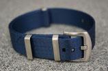 uni einfarbig navy dunkelblau 18 mm 7817