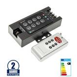 RGB Radiofunk Controller 144W/12V 288W/24V 12A