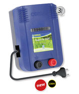 Elettrificatore CORRAL SUPER N2300 A Corrente 230V Per Recinzioni Fino A 17 Km