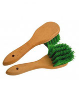Spazzola lava zoccoli in legno con manico #va450