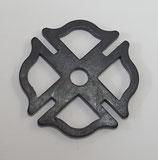Celtic Cross Rowel Brown