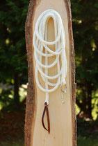 LONGIA DA 7m con anello e moschettone  HORSEMANSHIP