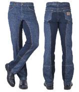 HKM jeans da equitazione uomo