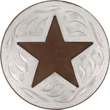 Conchos Cut Out Star