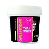 Shampo a secco Sbiancante Brighter than White NAF in polvere 600g
