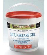 PEARSON -BLU GREASE GEL CON SOLFATO DI RAME  GRASSO IGIENIZZANTE PER ZOCCOLI