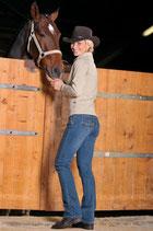 ELT jeans da equitazione donna e bimbo