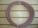 FOUR STRAND POLY RANCH ROPE Tricolor