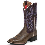 STIVALI TONY LAMA BROWN ALLIGATOR GRAIN 3R™ DONNA