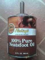 FIEBING'S 100% NEATSFOOT OIL olio per cuoio e pelle