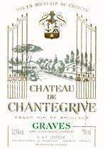 2016 Château de Chantegrive - 0,75l