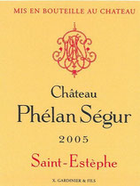2011 Château Phélan-Segur - 0,75l